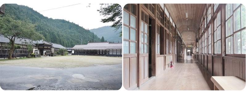 旧天川西小学校